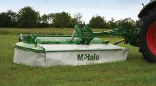 Diskový žací stroj  McHale Pro Glide R 3100 zadní s prstovým kondicionérem záběru 3 m