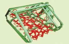 Smyk luční Combi 8 m hydraulické ovládání s přídavnými plazy, s blokádou válců