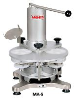 Tvarovací stroj na 5 masové kuličky z mletého masa o průměru 38 mm Mainca MA-05
