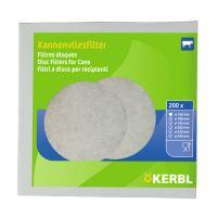 Filtry na mléko do konví průměr 200 mm 200 ks