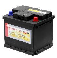 Startovací baterie Granit Endurance Line 12V / 44 Ah