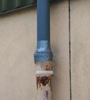Lepící opravná páska La GÉE na senážní fólie průhledná šířka 100 mm délka 20 m