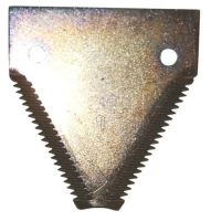 Žabka, žací nůž vhodný pro Case IH, Clayson a New Holland horní ozubení