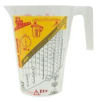 Agrotop odměrka Quick Check na chemikálie do postřikovačů