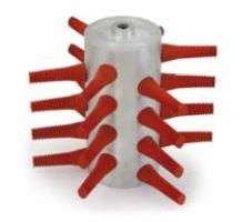 Škubačka drůbeže Piumina Standard na škubání peří do 40 ks drůbeže za hodinu 24 prstů