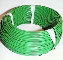 Izolovaný drát pro elektronický ohradník 100 m průřez 1,5 mm2