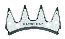 Horní nůž ke strojku na stříhání ovcí Aesculap Econom II 4 zuby