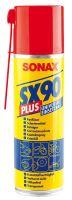 Sonax SX90 Plus 400 ml - odrezovač, mazivo a kontaktní sprej