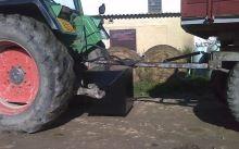 Traktorové závaží betonové 600 kg
