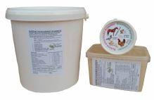 Sušené pivovarské kvasnice kbelík 5 kg pro koně, skot, psy, slepice