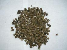 Granulované seno 25 kg - roztržený obal