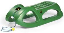 Rolly Toys - John Deere - sáňky zelené