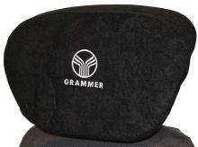 Potah hlavové opěrky Grammer Compacto, Maximo a Primo
