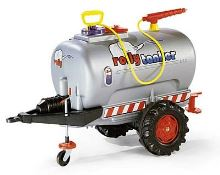 Rolly Toys - Tanker s pumpou a stříkačkou
