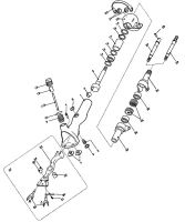 Vidličky ke stříhacím hlavicím Heiniger Icon na závěsné strojky na ovce