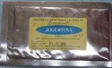 Jogurtová kultura Laktoflora sušená na 1 l mléka - skončená expirace