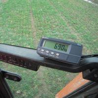 Tříbodová váha Agreto 6000 kg pro traktory kat. 2