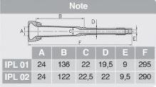 Struková návlečka InterPuls IPL 01
