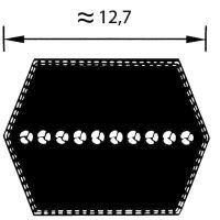 Klínový řemen AA112 šestihranný univerzální