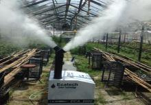 Ultrazvukový generátor dezinfekční mlhy ECA 2000 mlžič pro prostory do 4000 m3