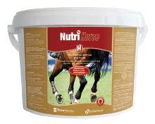 Nutri Horse H 3 kg doplňkové krmivo k prevenci poruch kopytní rohoviny koní