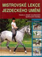 Kniha Mistrovské lekce jezdeckého umění, Výuka s deseti současnými špičkovými trenéry