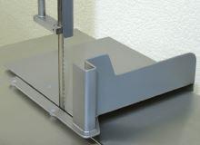 Posuvný stůl pro řeznickou elektrickou pásovou pilu na kosti a maso Mainca BC 2000