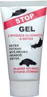 Gel na likvidaci krtků, hryzců, hrabošů, myší, krys a potkanů Stop gel tuba 60 g