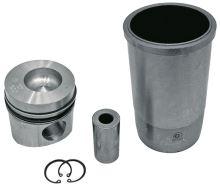 Pístní sada vhodná pro Steyer typy motoru WD 311.40, WD 311.41, WD 411.41, WD 411.42