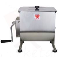 Ruční míchačka na maso, hnětač masa, marinátor BEEKETAL Mixmaster 20