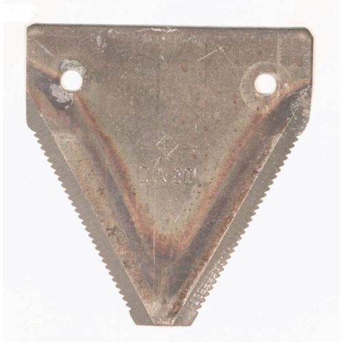 Žabka na žací lištu DIN 80 R UG spodní ozubení vhodná pro Deutz, LFE, Stockey-Schmitz