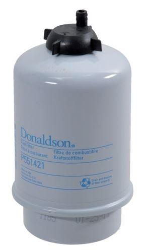 Palivový filtr primární hlavní pro motor Tier II Donaldson