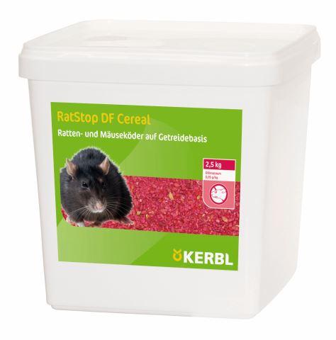 RatStop - návnada pro myši a krysy 2500 g
