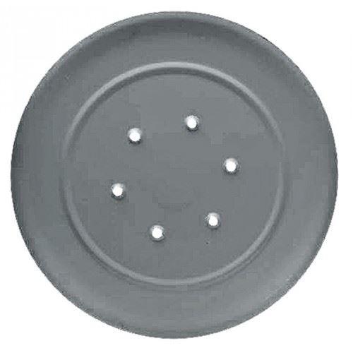 Kluzný talíř pro bubnové žací lišty Deutz-Fahr KM22 a Pöttinger TM II, Cat 165, 245F