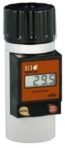Wile BIO Wood vlhkoměr pro měření vlhkosti palivového dříví, pilin a dřevěných pelet