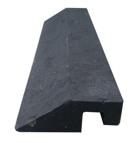 Nájezd vysoký s horním zámkem 40 x 10 x 4,3 cm pro zátěžové plastové rohože