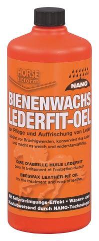 Olej na kůži s obsahem včelího vosku Pharmaka Horse Fitform 1000 ml
