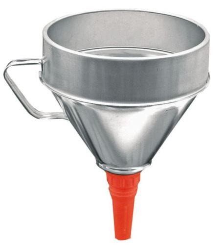 Plechový trychtýř Pressol průměr 200 mm