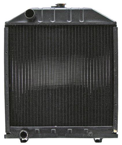 Chladič vhodný pro Fiat výška 665 mm šířka 555 mm