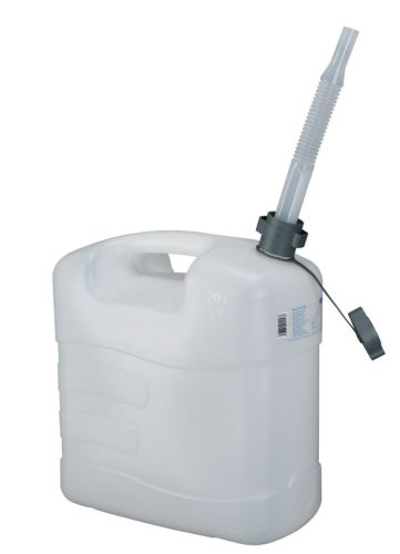 Plastový kanystr na vodu Pressol 20 l
