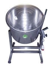 Hnětač těsta a masa MEATY typ 70 400 V kapacita díže 70 l