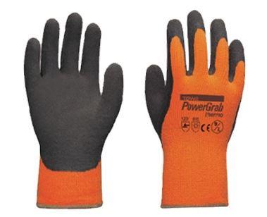 Zimní lesnické rukavice PowerGrap Thermo