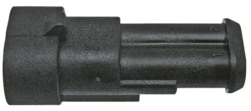 Plochá zástrčka pro vodotěsné konektory průřez vedení 1,5 mm2