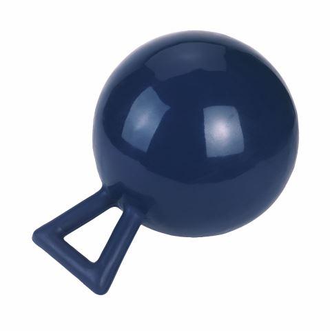 Hrací míč pro koně modrý