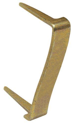 Kramlička na dveře žlutá k nabití