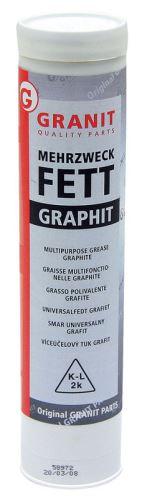 Víceúčelové mazivo grafit patrona 400 g