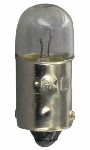 Auto žárovka 12V 4W, patice BA 9s pro koncová, poziční, obrysová, označovací a SPZ světla