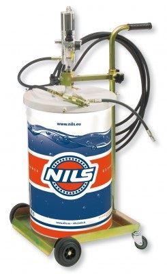 Pneumatický mazací lis, pneumatická pumpa na mazivo Nils PA-18