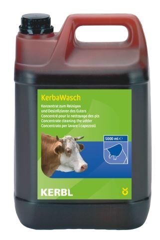 KerbaWasch prostředek na mytí vemen 5 l