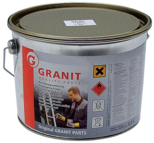 Antikorozní barva šedá 2,5 l